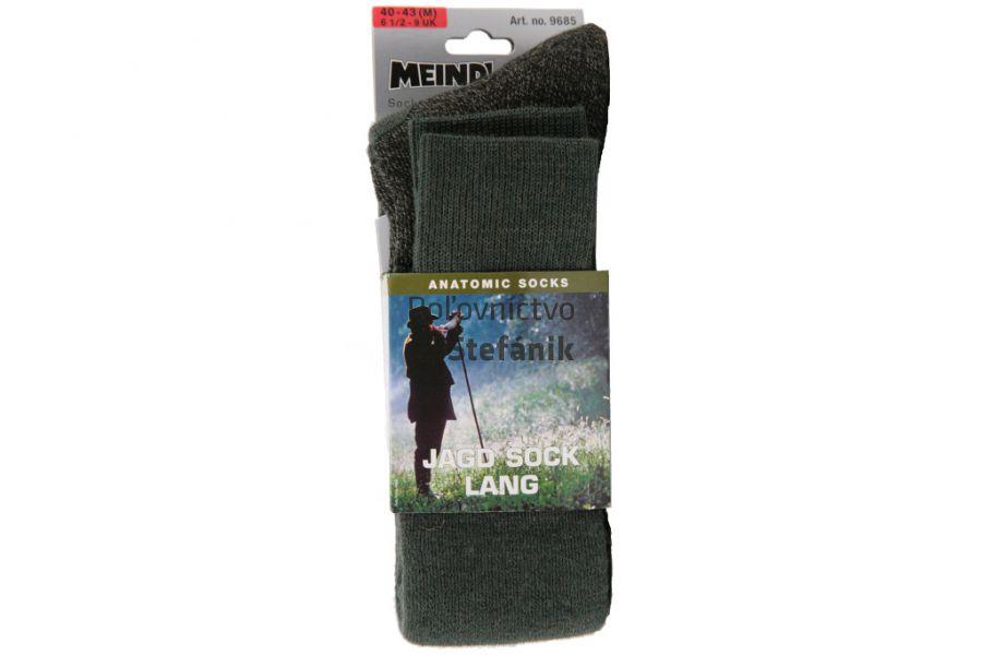 Meindl Jagd Sock Lang Termo Podkolienky na predaj  989c10f583